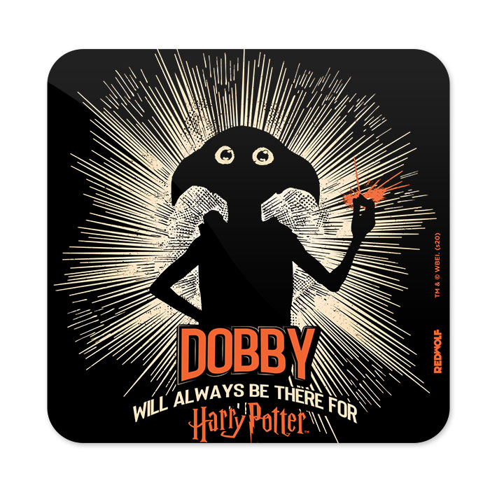 Dobby - Harry Potter Official Coaster