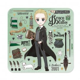 Draco Malfoy - Harry Potter Official Coaster