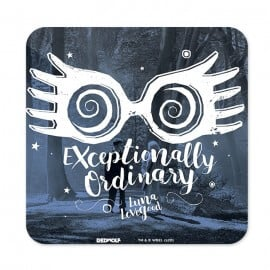 Exceptionally Ordinary - Harry Potter Official Coaster