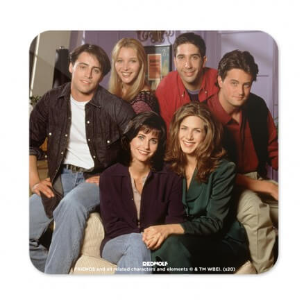 Friends: 90s - Friends Official Coaster