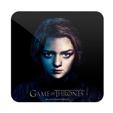 Arya Stark  -  Game Of Thrones Official Coaster