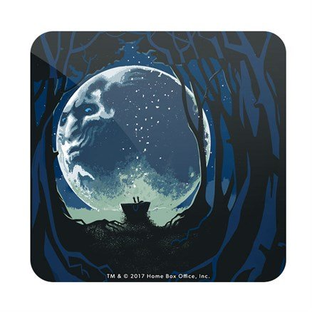 Cold Winds Are Rising: Beautiful Death - Game Of Thrones Official Coaster