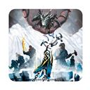 I Wish We'd Never Gone - Beautiful Death - Game Of Thrones Official Coaster