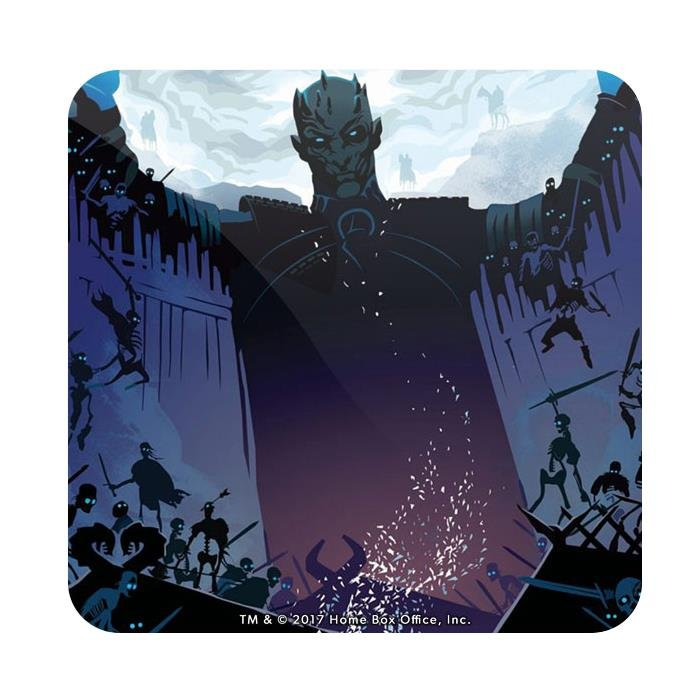 The Dead Are Coming: Beautiful Death - Game Of Thrones Official Coaster