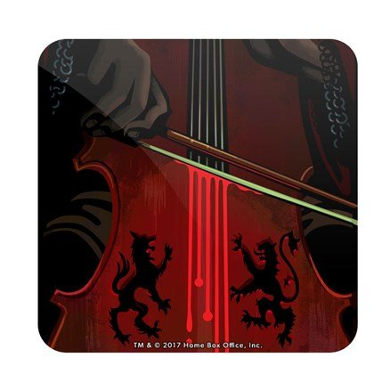 The Red Wedding: Beautiful Death - Game Of Thrones Official Coaster