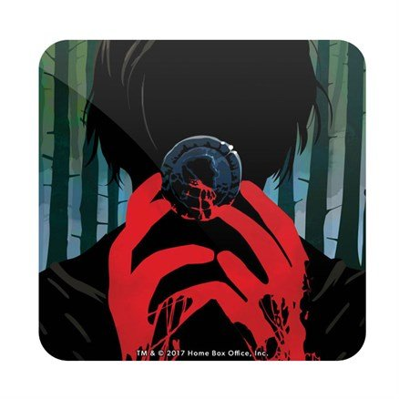 Valar Morghulis: Beautiful Death - Game Of Thrones Official Coaster