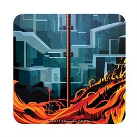 You Know Nothing: Beautiful Death - Game Of Thrones Official Coaster