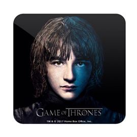 Bran Stark - Game Of Thrones Official Coaster