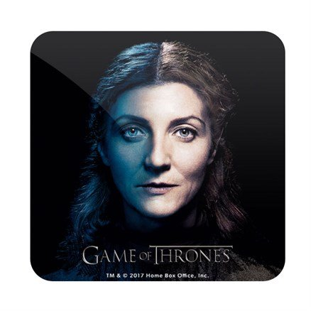 Catelyn Stark - Game Of Thrones Official Coaster