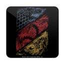 Crossed Sigils - Game Of Thrones Official Coaster