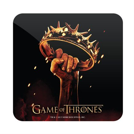 The Crown - Game Of Thrones Official Coaster
