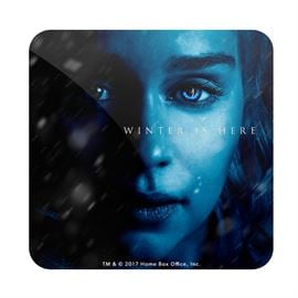 Daenerys Targaryen: Winter Is Here - Game Of Thrones Official Coaster