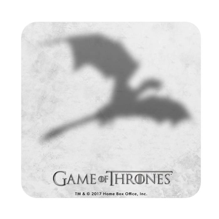Dracarys  - Game Of Thrones Official Coaster