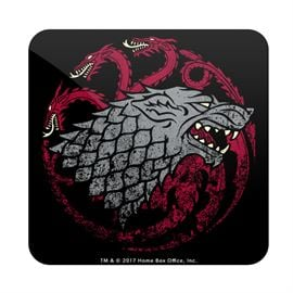 Fire, Blood and Ice - Game Of Thrones Official Coaster