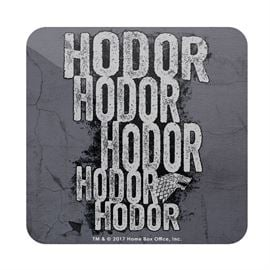 Hodor - Game Of Thrones Official Coaster