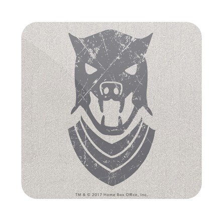 Hound Helm - Game Of Thrones Official Coaster