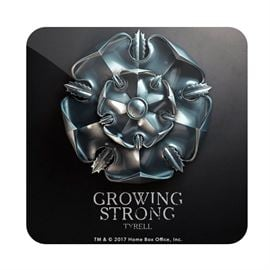 House Greyjoy Metallic Sigil - Game Of Thrones Official Coaster