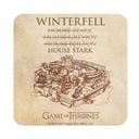 House Of Winterfell - Game Of Thrones Official Coaster