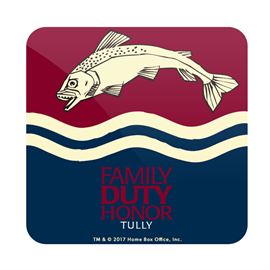 Family Duty Honor - Game Of Thrones Official Coaster