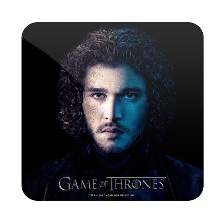 Jon Snow  -  Game Of Thrones Official Coaster