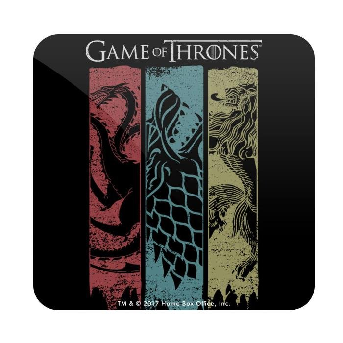 Sigil Banner - Game Of Thrones Official Coaster