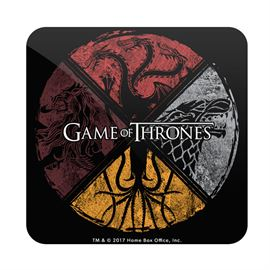 Sigil Shield - Game Of Thrones Official Coaster