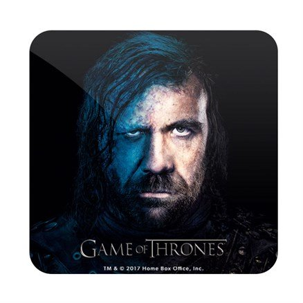 The Hound - Game Of Thrones Official Coaster