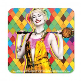 Birds Of Prey - Harley Quinn Official Coaster