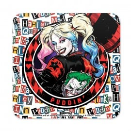 Puddin' - Harley Quinn Official Coaster