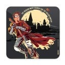 Harry Potter: Seeker - Harry Potter Official Coaster