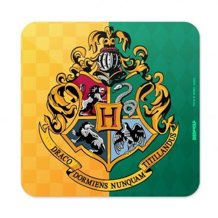 Hogwarts Crest - Harry Potter Official Coaster