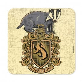 Hufflepuff Pride - Harry Potter Official Coaster