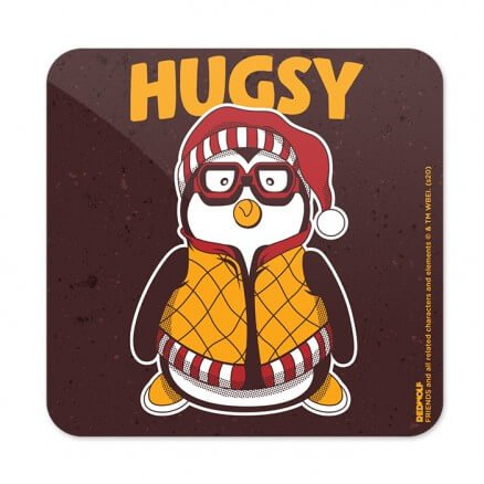 Hugsy - Friends Official Coaster