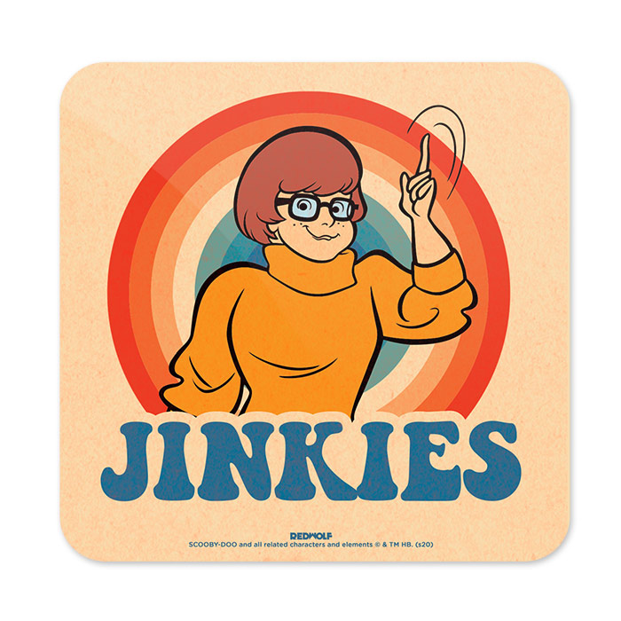 Jinkies - Scooby Doo Official Coaster