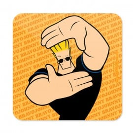 Johnny Bravo: Classic - Johnny Bravo Official Coaster