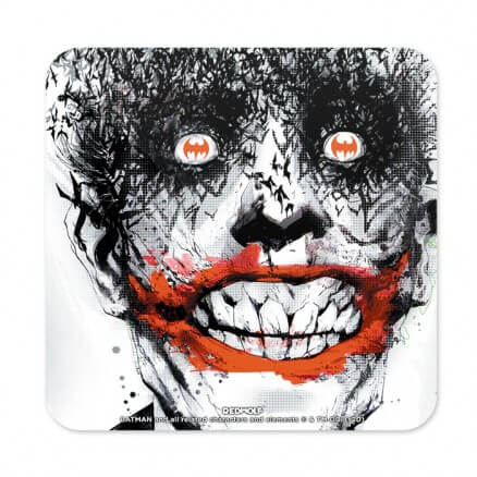 Batcity - Joker Official Coaster