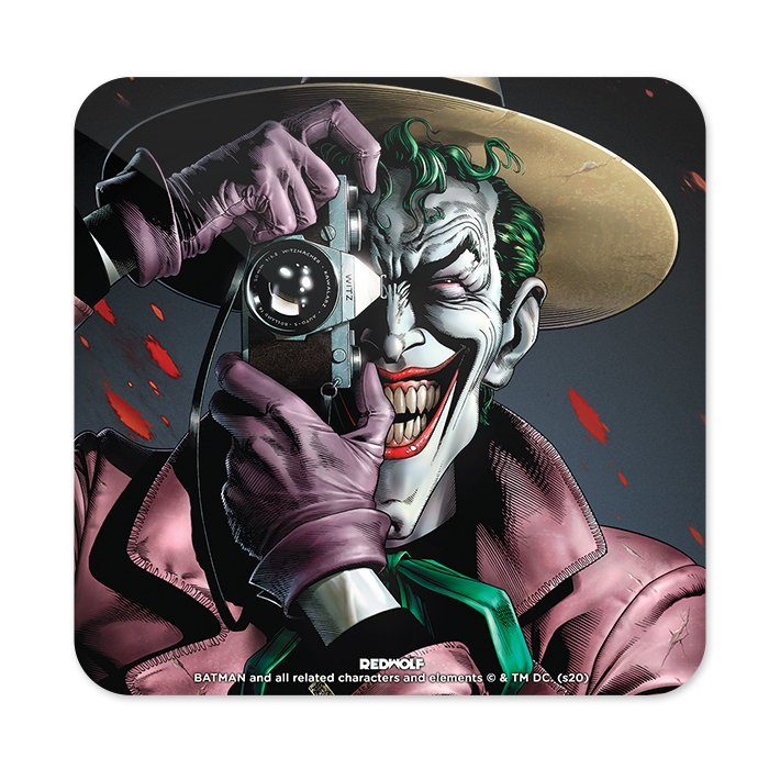 The Killing Joke - Joker Official Coaster
