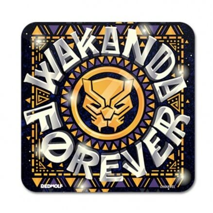 Wakanda Forever - Marvel Official Coaster