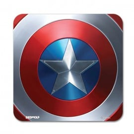 Captain America: Shield - Marvel Official Coaster