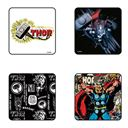 Thor - Pack Of 4 Official Thor Coasters