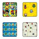Kawaii Art Collage - Pack Of 4 Official Avengers Coasters