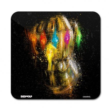 The Infinity Gauntlet - Marvel Official Coaster