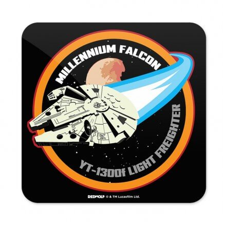 Millennium Falcon - Star Wars Official Coaster