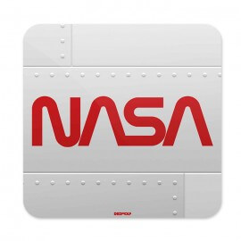 NASA: Worm Logo - NASA Official Coaster