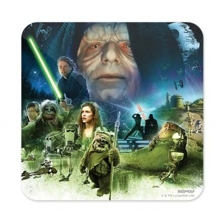 Return Of The Jedi - Star Wars Official Coaster