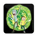Ricksy Business - Rick And Morty Official Coaster