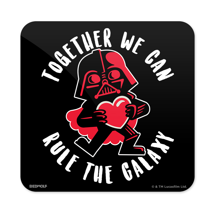 Rule The Galaxy - Star Wars Official Coaster