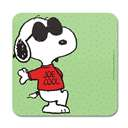 Joe Cool - Peanuts Official Coaster
