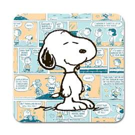Snoopy - Peanuts Official Coaster