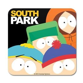 Fourth Graders - South Park Official Coaster